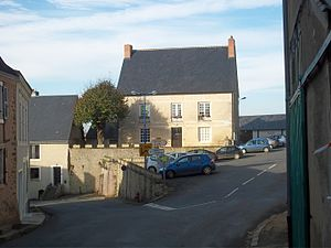 Fay, Sarthe - Town hall