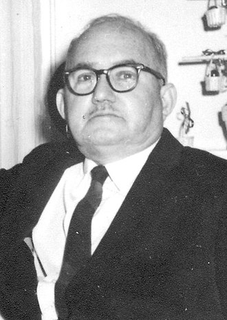Francis Butler Simkins - Francis B. Simkins (c. 1963)