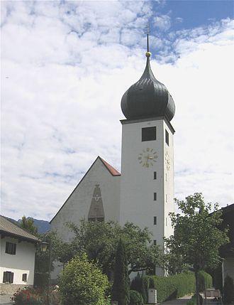 Bad Feilnbach - Image: Feilnbach 1