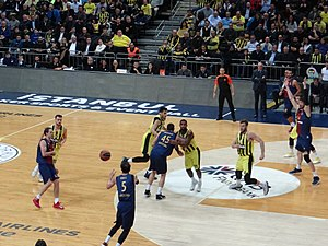 Fenerbahçe Men's Basketball vs FC Barcelona Bàsquet EuroLeague 20180126 (12).jpg