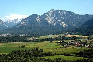 Ferlach Place in Carinthia, Austria