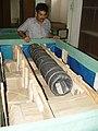 Festival Of India Exhibition In Bhutan 2003 Preparations - NCSM - Kolkata 2003-09-15 00182.JPG