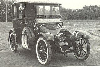 Car produced by Fiat from 1912 to 1920
