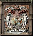 Fife Arms Hotel, Braemar Fife Arms detail.JPG
