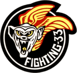 Fighter Squadron 33 (US Navy) patch 1991.png
