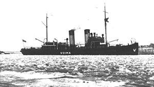 Sandvikens Skeppsdocka och Mekaniska Verkstad - Icebreaker Voima.