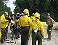 Firefighter talks to media (6033337662).jpg