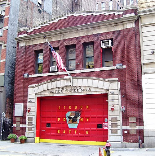 Ladder Co. 3/Battalion 6 Firehouse 108 East 13th St.jpg