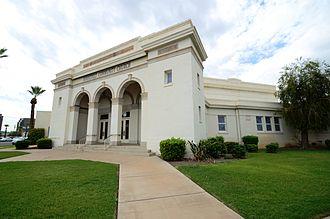 Fitzhugh & Byron - First Church of Christ Scientist, Phoenix