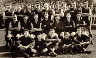 Fitzroy Football Club - 1944 Grand Final-winning side