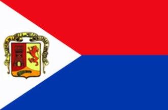 Melgar de Fernamental - Image: Flag melgar