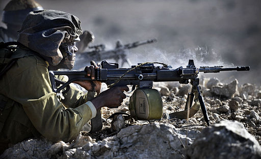 Flickr - Israel Defense Forces - Desert Reconnaissance Battalion Special Training, Nov 2010 (1)