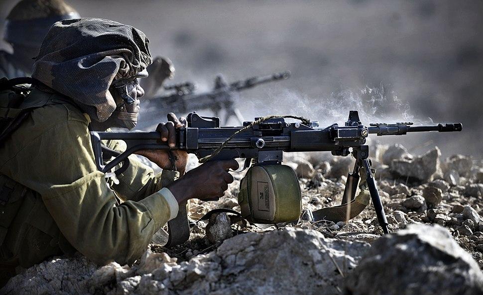 Flickr - Israel Defense Forces - Desert Reconnaissance Battalion Special Training, Nov 2010 (1)