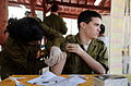 Flickr - Israel Defense Forces - Predeparture Vaccinations for the IDF Aid Delegation.jpg