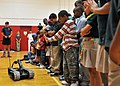 Flickr - Official U.S. Navy Imagery - Remote robot interacts with children..jpg