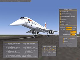 Image illustrative de l'article FlightGear