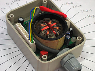 Magnetometer - A fluxgate compass/inclinometer