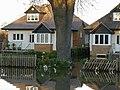 Flooded houses, Chertsey (geograph 3812479).jpg