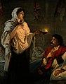 Florence Nightingale. Coloured lithograph. Wellcome V0006579.jpg