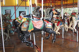Flushing Meadows Carousel - Image: Flushing Meadows Carousel 01
