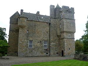 Fordell Castle - Fordell Castle