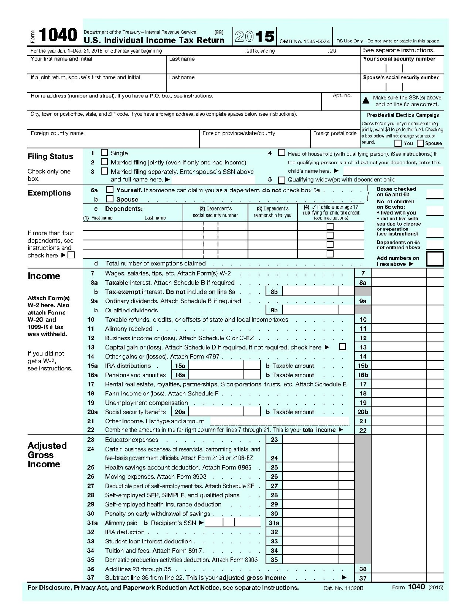 Tax computation worksheet lesupercoin printables worksheets for 1040 tax table
