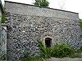Fort des Quatre Seigneurs - Façade sud-ouest du bâtiment principal.JPG