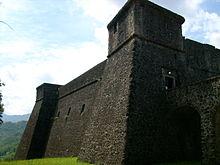 La Fortezza della Brunella, edificata da Giovanni dalle Bande Nere.