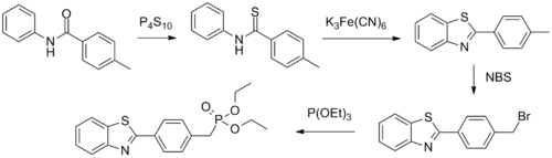 Fostedil synthesis.png