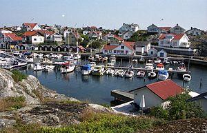 Fotö - Image: Fotö hamn