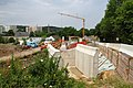 Foto-Denkmal (Reihe, wird fortgsetzt) Verlegung B173 in Flöha, ...Fußgängerbrücke - panoramio (5).jpg