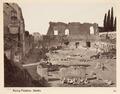 Fotografi. Palatino. Stadio. Rom, Italien - Hallwylska museet - 104721.tif