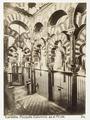 Fotografi av Córdoba. Mezquita, Columnas en el Mirab - Hallwylska museet - 104771.tif