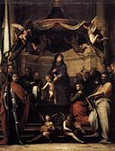 Fra bartolomeo 08 Mystic Marriage of St Catherine.jpg