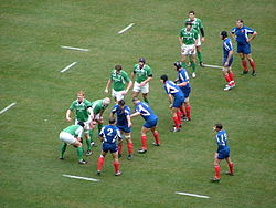 Image illustrative de l'article France-Irlande en rugby à XV