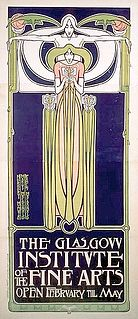 Modern Style (British Art Nouveau style)