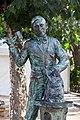 Francisco Asorey. Estatua. Cambados- Galiza. CBD10.jpg
