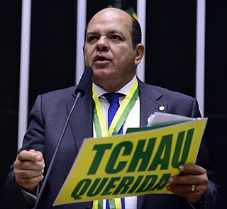 Francisco Floriano Brazilian politician