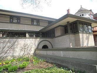 Frank Thomas House - Frank W. Thomas House (1901)