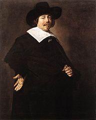 Portrait of a man, possibly Albert van Nierop