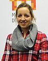Franziska Preuß bei der Olympia-Einkleidung Erding 2014 (Martin Rulsch) 02.jpg