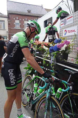 Frasnes-lez-Anvaing - Tour de Wallonie, étape 1, 26 juillet 2014, départ (B154).JPG