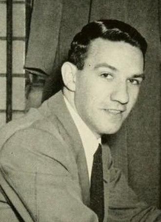 Fred Schaus - Schaus from The Monticola, 1955