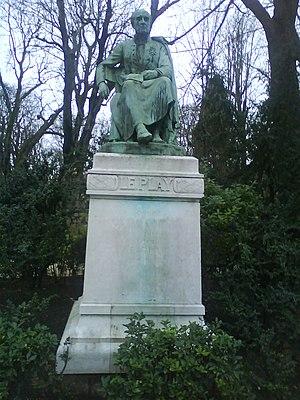 André-Joseph Allar - Image: Frederic le play