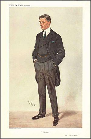 Stepney by-election, 1907 - Harris