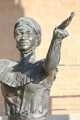 Freedwoman - Juneteenth Memorial Monument - Austin Texas - Adrienne Rison Isom