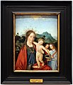 Frei carlos, madonna col bambino e un angelo, 1520-30 ca. 01.jpg