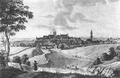 Freising von Norden (J A Winkler 1813).png