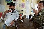 Fresh coffee, fresh start at Kabul's Gratitude Café 150920-F-HF922-107.jpg
