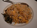 Fried rice with eggs of flying fish (4587002938).jpg